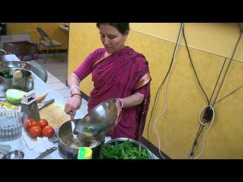 Kids Healthy Food Fresh Flour Part 2