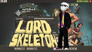 Lord Skeleton: Livestream: Team Fortress 2 (1) (1.1.2018)