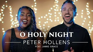 O Holy Night  Peter Hollens Feat Jamie... @ www.OfficialVideos.Net
