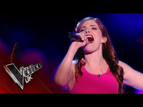 April Sullivan performs 'Don't Rain on my Parade': Blind Auditions 3 | The Voice UK 2017