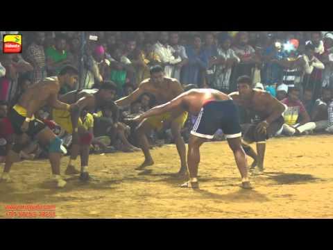 KARHALI SAHIB (Patiala)||  KABADDI CUP - 2015 || OPEN QUARTER FINALS || Full HD ||