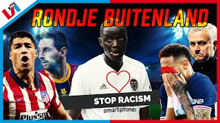 Atletico Legt Rode Loper Uit Voor Barça, Mourinho & Neymar De Weg Volledig Kwijt, Stop Racisme