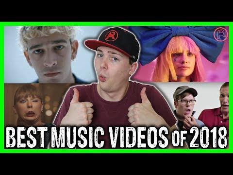 TOP 15 BEST MUSIC VIDEOS OF 2018