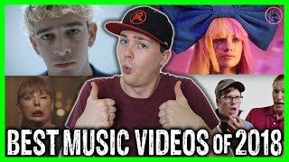 Baixar TOP 15 BEST MUSIC VIDEOS OF 2018