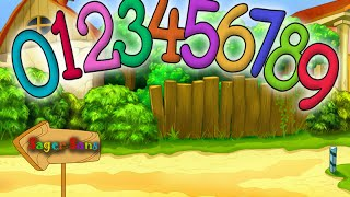 Android Free Game - Nursery Kids Game - learning numbers