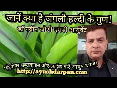 Medicinal importance of Haridra (Curcuma species)