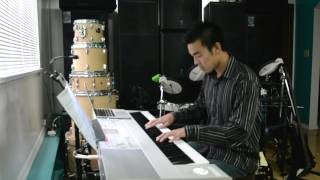 Korg M3 - Can't Help Falling in Love - Elvis Presley - Piano Cover - Jarvis Huy Phan