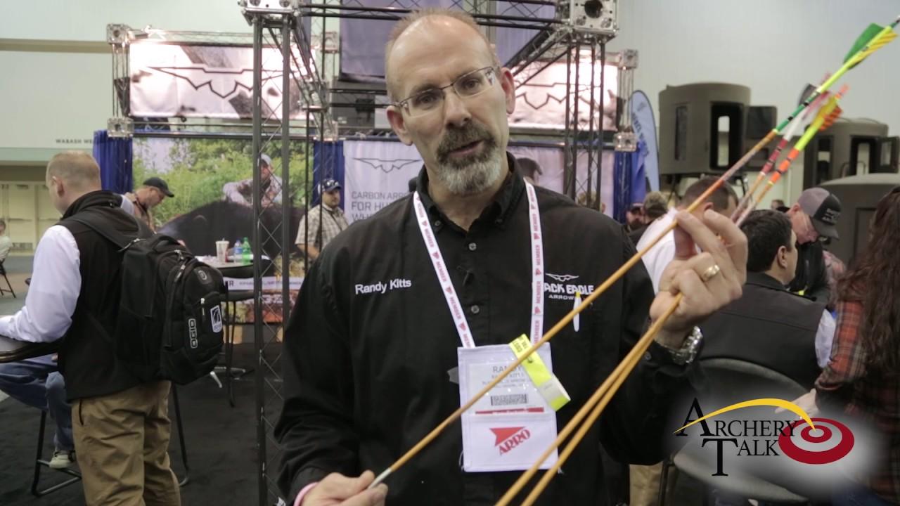 Black Eagle Vintage and Instinct Traditional Arrows: ATA 2017