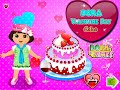 Cake Dora Cooking Games
