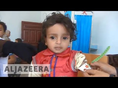 🇾🇪 Yemen's children pay the price of war