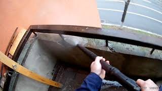 STERWINS 110 EPW - Balcony Cleaning