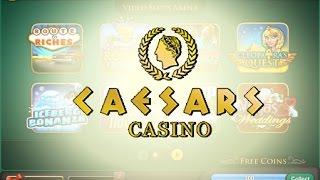 Caesars Casino - мобильное казино для iOS