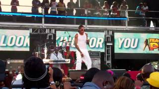 "Vybz Kartel @ Reggae Sumfest, Montego Bay 7-21-11 Performing ""Shout It Out Loud/Baddest Lyricist"""