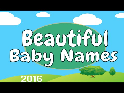 Beautiful baby girl names and unique-boy-names | Baby names 2016