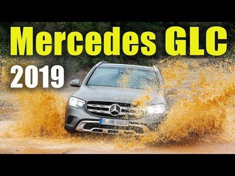 Mercedes GLC 2019 - рестайлинг - обзор Александра Михельсона / Мерседес ГЛЦ