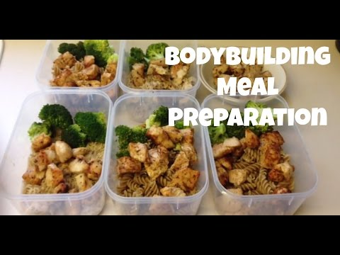 Bodybuilding Meal Preparation: The Basics!