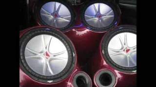 Kicker Audio System displayed at delhi Auto Expo 2010...........