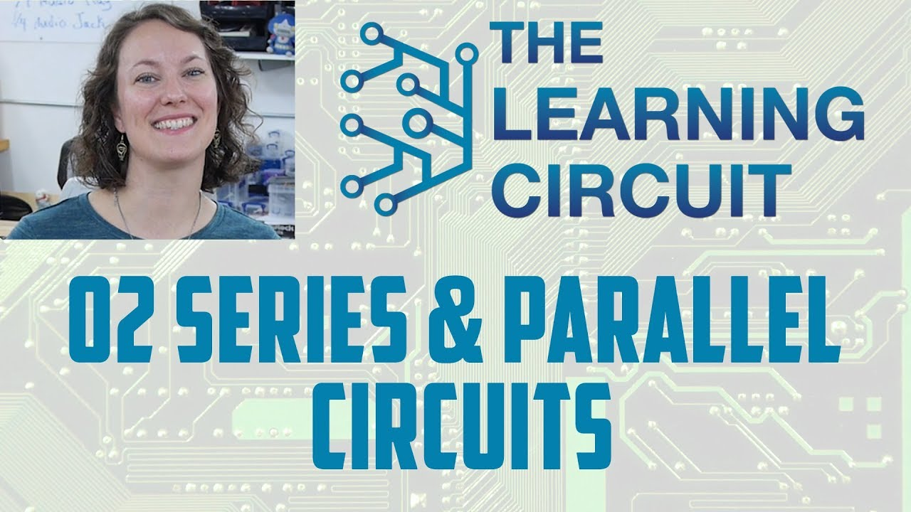 The Learning Circuit Series Parallel Circuits Youtube There Are Three Wires Each With A Light Bulb