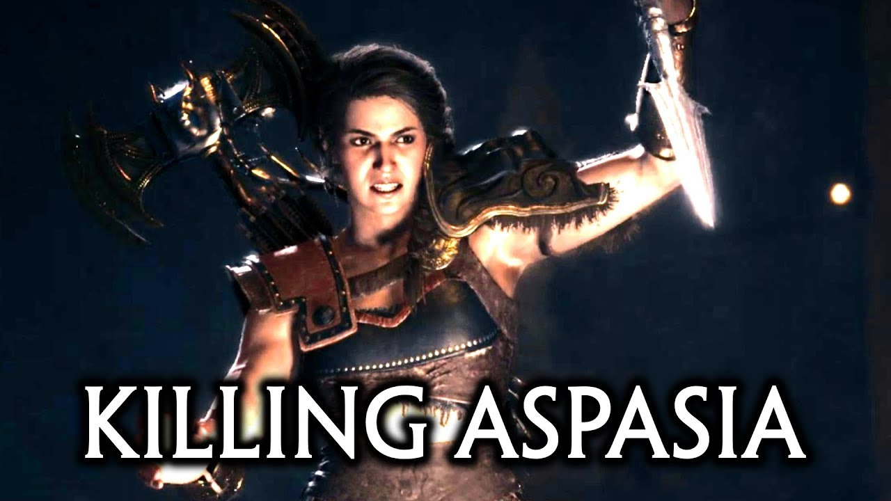 Assassins Creed Odyssey Aspasia