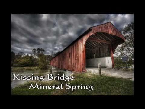 Kissing Bridge Mineral Spring - West Montrose, Ontario Natural Spring Water