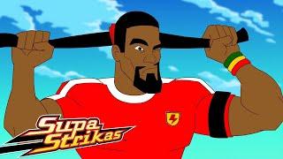 Download lagu Supa Strikas   Escondendo o Jogo   Episódios Completos   Desenhos Animados de Futebol