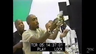 2Pac - Hit 'Em Up (Behind The Scenes) (Feat. Outlawz)