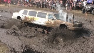 BIG MUD TRUCK LIMO!!