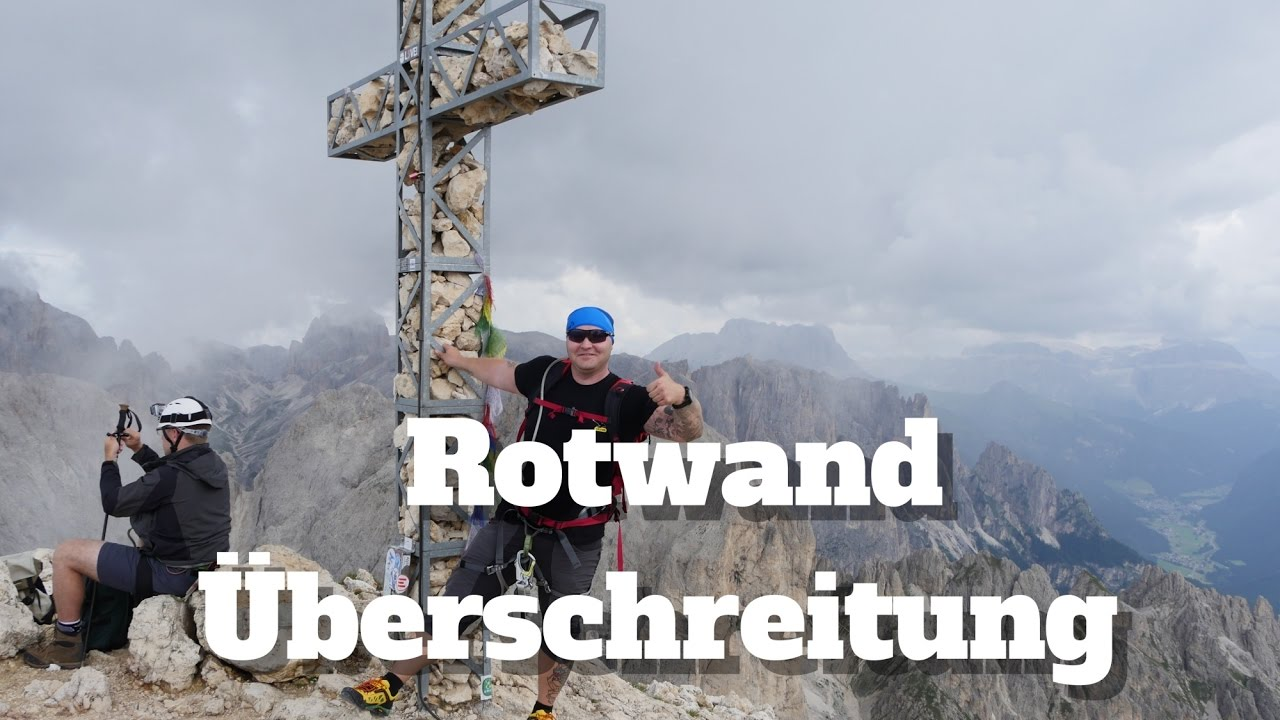 Klettersteig Rotwand : Dolomiten sextner rotwand klettersteig felix meyer fotograf