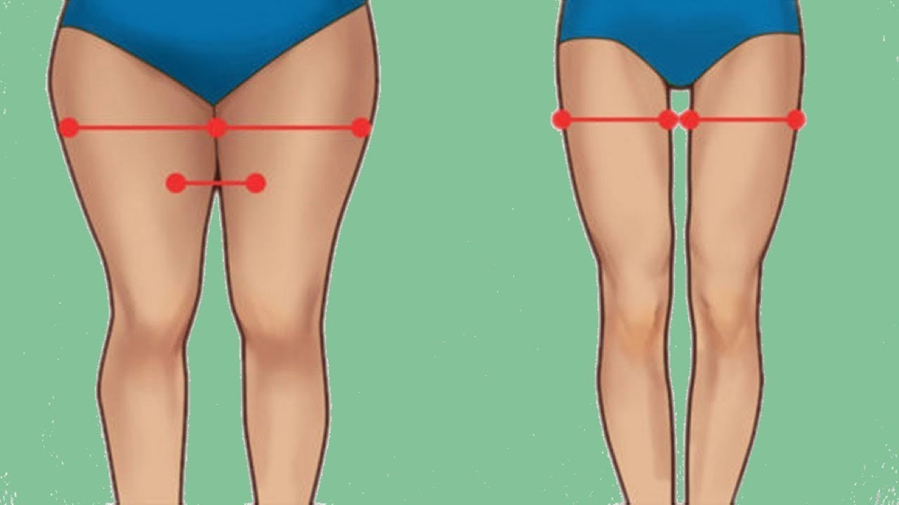 Exercises to reduce thigh fat in a month