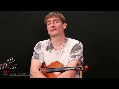"""Theory for Mandolin and Fiddle with Chad Manning, """"Major Scale Patterns"""""""