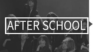A quick run down of After School Members.