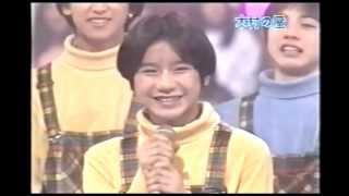 Fourteen-year-old teen idols Tackey & Tsubasa/タッキー&翼 (Hideaki ...