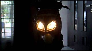 Repeat youtube video lampu blitz dan toa polisi on vario techno