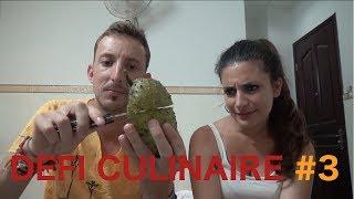 DEFI CULINAIRE | Fruits exotiques #3