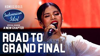 RIMAR - AND I AM TELLING YOU I'M NOT GOING - ROAD TO GRAND FINAL - Indonesian Idol 2021