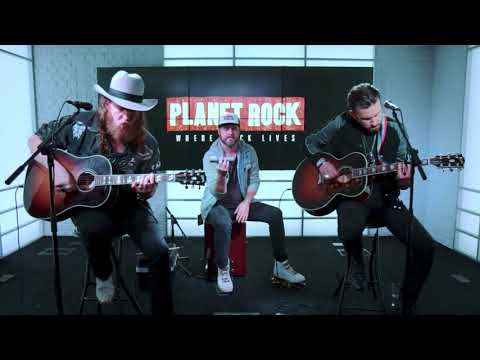 Brothers Osborne - It Ain't My Fault (Planet Rock Live Session)