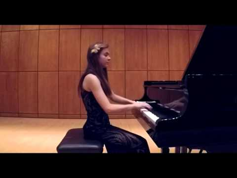 "F. Chopin ""Grand Valse Brillante"" E flat major op 18"