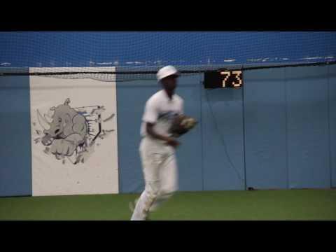 Michael Marseille's Recruiting Video for Rhino Baseball