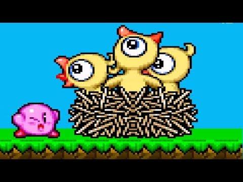 Kirby Super Star - Dyna Blade - No Damage 100% Walkthrough