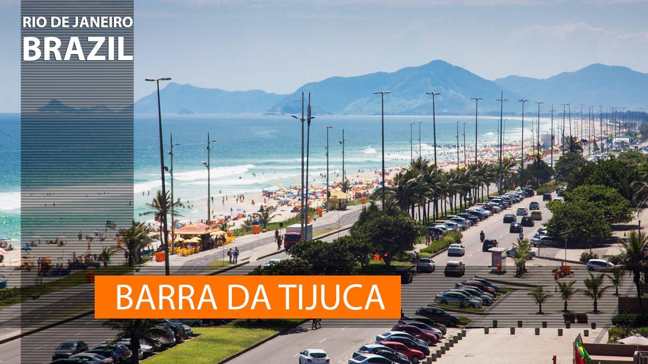 Olympics 2016: Barra da Tijuca, Rio de Janeiro - YouTube