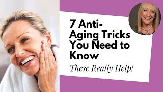 These Are the Only Anti-Aging Tricks You'll Ever Need