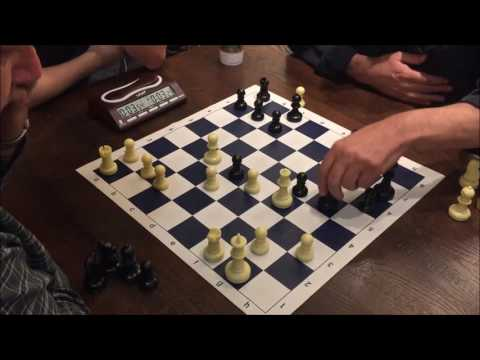 """""""Let Me Just Go and Win"""" - GM Trash Talker Great Carlini vs. GM Oscar """" The Octopus"""""""