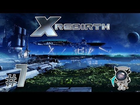 Видео прохождение X Rebirth (YouTube)
