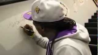 Lil-Wayne-Droppin-Some-Knowledge-at-the-Barn Official Video! Genius!