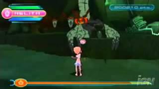 Code Lyoko - PSP Gameplay 1 - YouTube.flv