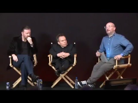Ricky Gervais and Warwick Davis: Life's Too Short Interview
