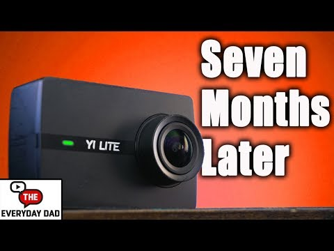 Yi Lite!  The BEST BUDGET ACTION CAMERA in 2018?