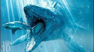 7 Most Dangerous Megalodon Enemies