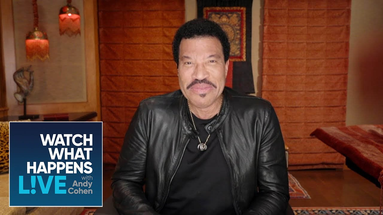 Lionel Richie on Co-Writing 'We Are the World' with Michael Jackson | WWHL