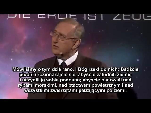 Walter Veith - Dewolucja i kreacjonizm cz.6